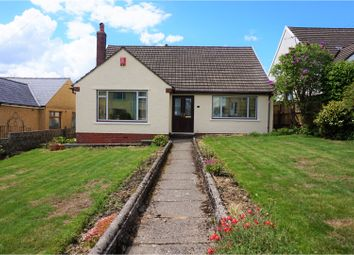 Thumbnail 3 bed detached bungalow for sale in Stonebridge Road, Ebbw Vale