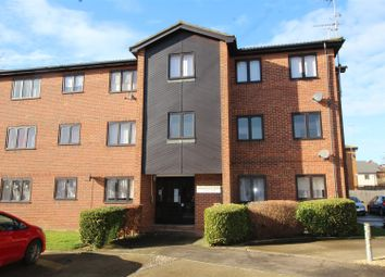Thumbnail 2 bed flat for sale in Hadrians Court, Fletton, Peterborough