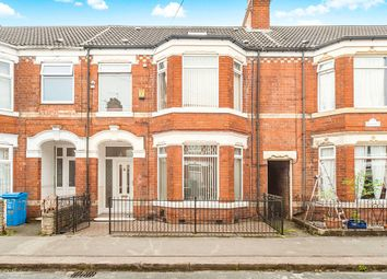 Thumbnail 5 bed terraced house for sale in Lee Street, Hull