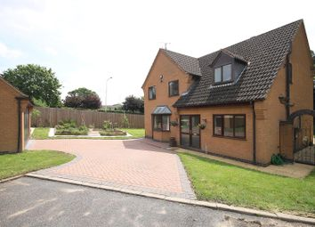 Thumbnail 4 bedroom detached house for sale in Treeneuk Close, Chesterfield