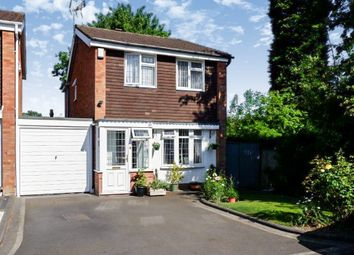Thumbnail 3 bed link-detached house for sale in Parkfield Close, Two Gates, Tamworth