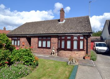 Thumbnail 2 bed detached bungalow for sale in Bears Lane, Lavenham, Sudbury