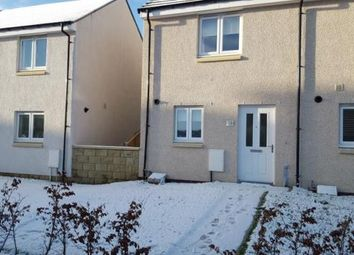 Thumbnail 2 bed end terrace house to rent in South Chesters Lane, Bonnyrigg