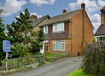 Thumbnail 3 bed detached house to rent in Oxted Road, Godstone