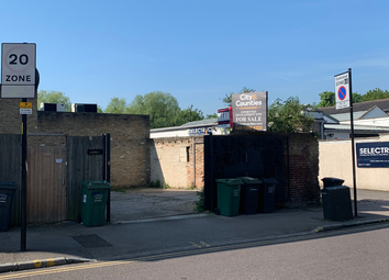 Thumbnail Land for sale in Burnt Ash Road, London