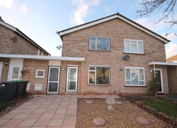Thumbnail 2 bed link-detached house for sale in Waveney Avenue, Brickhill