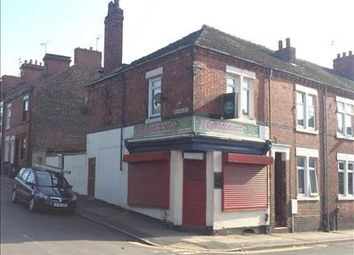 Thumbnail Retail premises for sale in 29 Sun Street, Hanley, Stoke On Trent, Staffordshire