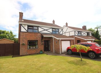 Thumbnail 4 bed detached house for sale in Maghaberry Manor, Maghaberry