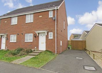 Thumbnail 3 bed property to rent in Heol Y Fronfaith Fawr, Bridgend
