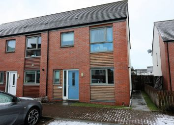Thumbnail 3 bed end terrace house for sale in Weir Street, Stirling