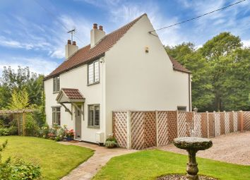 Thumbnail 3 bed cottage for sale in Moorgreen, Newthorpe, Nottingham