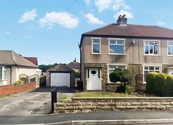 Thumbnail 3 bed semi-detached house for sale in Norman Crescent, Bradford