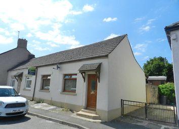 Thumbnail 2 bed semi-detached bungalow for sale in Back Lane, Haverfordwest, Pembrokeshire