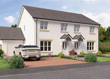 "Thumbnail 3 bed detached house for sale in ""Munro Detached"" at Stevenston Street, New Stevenston, Motherwell"