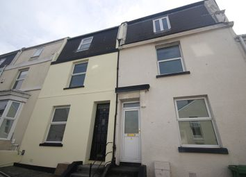 Thumbnail 3 bed terraced house to rent in Kensington Road, Plymouth