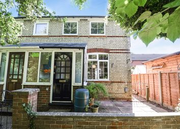 Thumbnail 2 bed end terrace house for sale in Upper Green, Ickleford, Hitchin