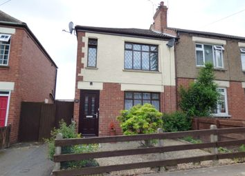 Thumbnail 2 bed terraced house for sale in Bulwer Road, Coventry