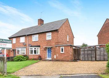 Thumbnail 3 bedroom semi-detached house for sale in Burlingham Avenue, Evesham, Worcestershire, .