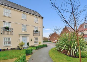 Thumbnail 4 bedroom detached house for sale in Camberwell Drive, Walton Locks, Warrington