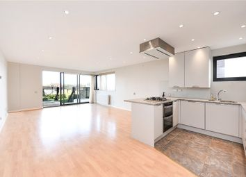 Thumbnail 2 bed flat for sale in Ocean Wharf, 60 Westferry Road, London