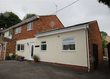 Thumbnail 2 bed semi-detached house to rent in High Street, Wanborough, Swindon