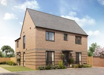 """Thumbnail 3 bed semi-detached house for sale in """"Hadley"""" at Pedersen Way, Northstowe, Cambridge"""