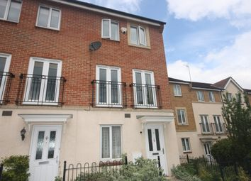 Thumbnail 4 bedroom end terrace house to rent in Thackeray, Horfield, Bristol