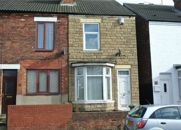 Thumbnail 2 bed terraced house to rent in Gateford Road, Worksop, Nottinghamshire