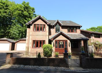 Thumbnail 6 bed detached house for sale in Redisher Croft, Ramsbottom, Bury
