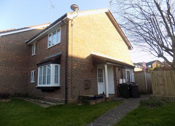 Thumbnail 1 bed terraced house for sale in Hambleton Close, Eastbourne