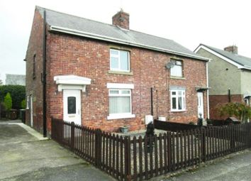 Thumbnail 3 bed semi-detached house for sale in Westmorland Avenue, Bedlington
