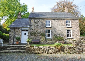 Thumbnail 3 bed country house for sale in Gorsgoch, Llanybydder, Ceredigion