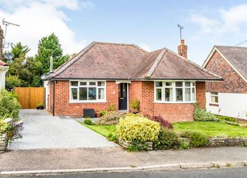 Cooper Road, Ashurst SO40. 3 bed bungalow for sale