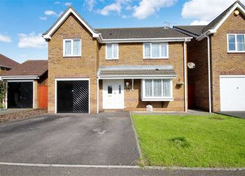 Thumbnail 5 bed detached house for sale in Copse Avenue, Swindon, Wiltshire