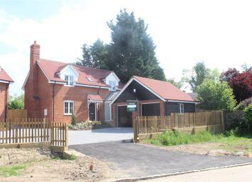 Thumbnail 3 bed detached house for sale in Wood End, Little Horwood, Milton Keynes