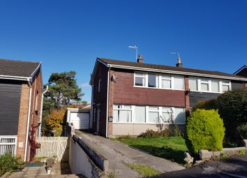 Thumbnail 3 bed property to rent in Murch Crescent, Dinas Powys