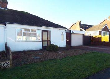 Thumbnail 3 bed bungalow for sale in Alexandra Road, Capel-Le-Ferne, Folkestone, Kent