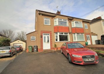 Thumbnail 4 bed property for sale in Launceston Avenue, Hanham, Bristol