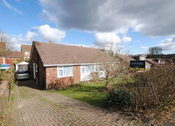 Thumbnail 2 bed semi-detached bungalow for sale in St. Elizabeths Avenue, Southampton