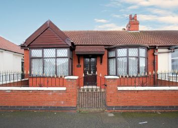 Thumbnail 2 bedroom semi-detached bungalow for sale in Hemingway, Blackpool