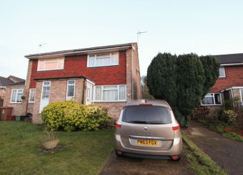 Thumbnail 2 bed semi-detached house for sale in Wordsworth Road, Welling