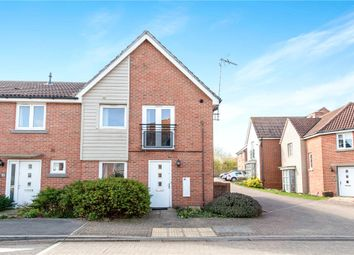 Thumbnail 1 bed terraced house for sale in Englefield Way, Basingstoke, Hampshire