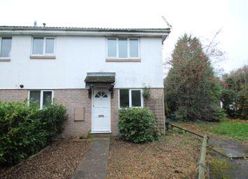 Thumbnail 1 bedroom maisonette to rent in Petrel Close, Wokingham