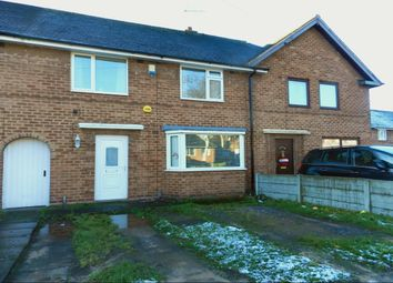 Thumbnail 3 bed terraced house for sale in Bradley Road, Shard End, Birmingham