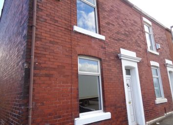 Thumbnail 2 bed end terrace house to rent in Slater Street, Blackburn