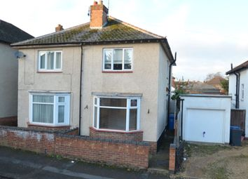 Thumbnail 2 bed semi-detached house to rent in Russell Street, Kettering