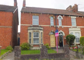 Thumbnail 3 bed semi-detached house for sale in Leigh Road, Westbury, Wiltshire
