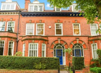 Thumbnail 4 bed terraced house for sale in Victoria Park Road, Clarendon Park, Leicester