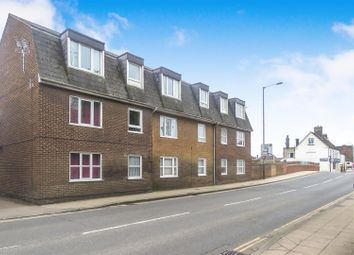 Thumbnail 1 bed flat for sale in Abbots Walk, High Street, Biggleswade