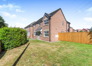 Thumbnail 4 bed detached house for sale in Wheldon Road, Castleford